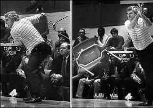 Bobby Knight o la pasión por el basket.