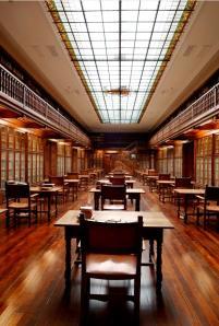 Biblioteca Univ. Vetusta
