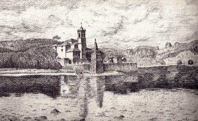 Niembro by Juan Llamas. http://johnflamesdrawings.blogspot.com.es/
