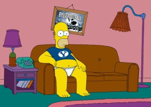 Homer, en la zona imantada