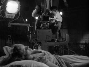 """Lana Turner y Kirk Douglas en """"Cautivos del mal"""""""