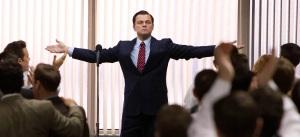 Di Caprio, liderando.