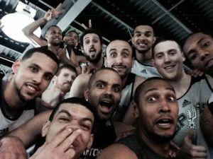 Un selfie lleno de diversidad